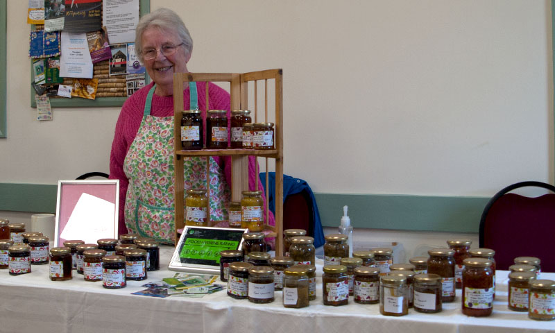 https://northwoottonvillagehall.org.uk/wp-content/uploads/2019/03/NWVH11-Jams-Pickles-Preserves-Joyces-jams-North-Wootton-Village-Market-Village-Hall-Kings-Lynn-Norfolk-Event-Venue-Hire-Farmers-Market.jpg
