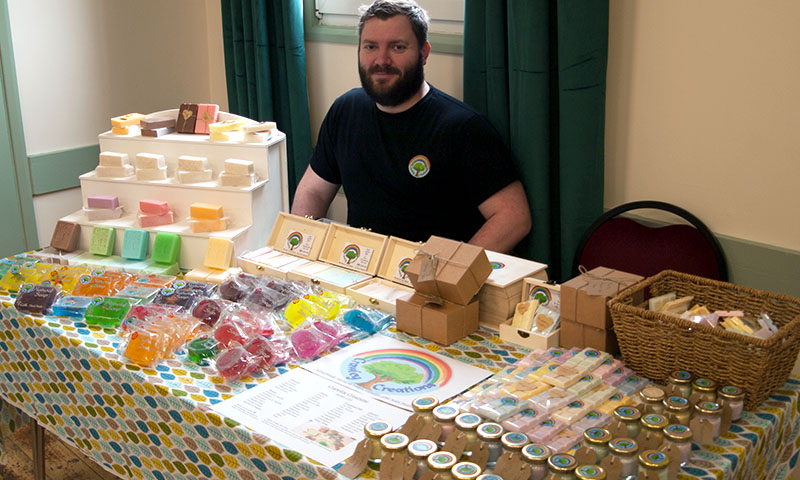 https://northwoottonvillagehall.org.uk/wp-content/uploads/2019/03/NWVH12-Crawley-Creations-Soaps-Scents-North-Wootton-Village-Market-Village-Hall-Kings-Lynn-Norfolk-Event-Venue-Hire-Farmers-Market.jpg