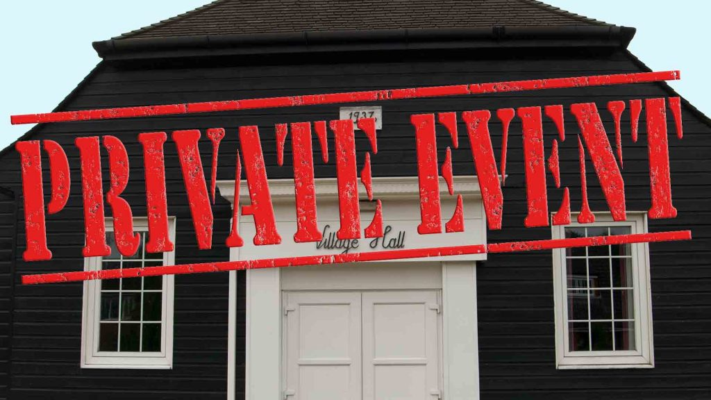 Private Hire North Wootton Village Hall Kings Lynn Norfolk Event Venue