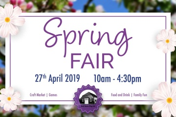North Wootton Village Hall Spring Fair 2019 Kings Lynn Norfolk Event