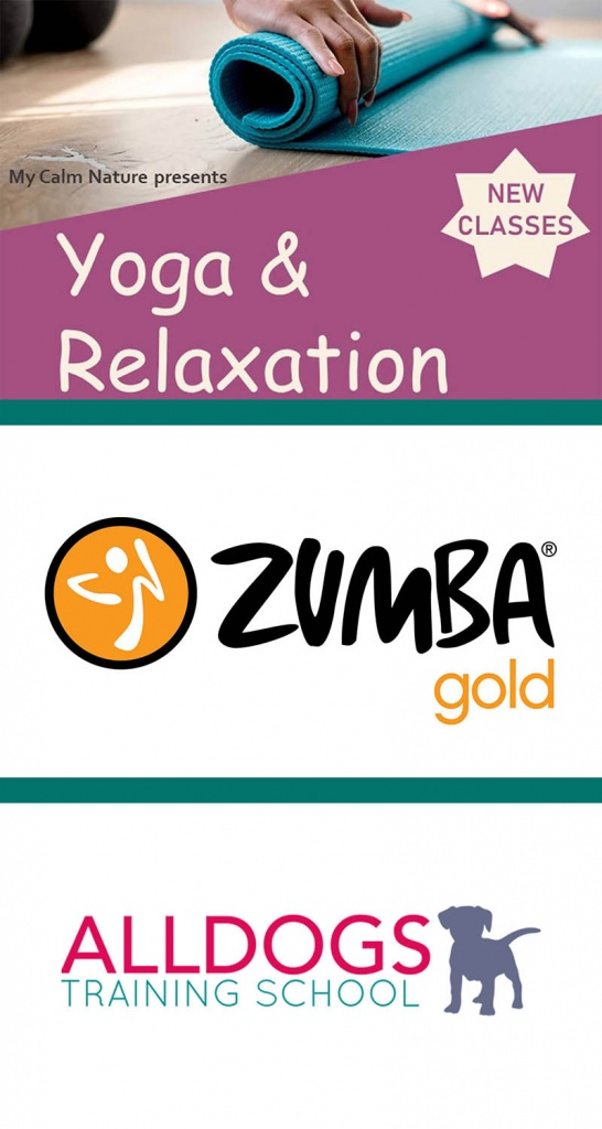 Yoga Zumba Gold Dog Training Classes Workshops Groups North Wootton Village Hall Kings Lynn Norfolk
