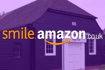 Smile Amazon Shopping North Wootton Village Hall Kings Lynn Norfolk