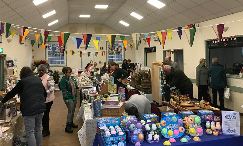 https://northwoottonvillagehall.org.uk/wp-content/uploads/2019/09/Christmas-Fair-2019-17-Hall-Craft-North-Wootton-Village-Market-Village-Hall-Kings-Lynn-Norfolk-Event-Venue-Hire.jpg