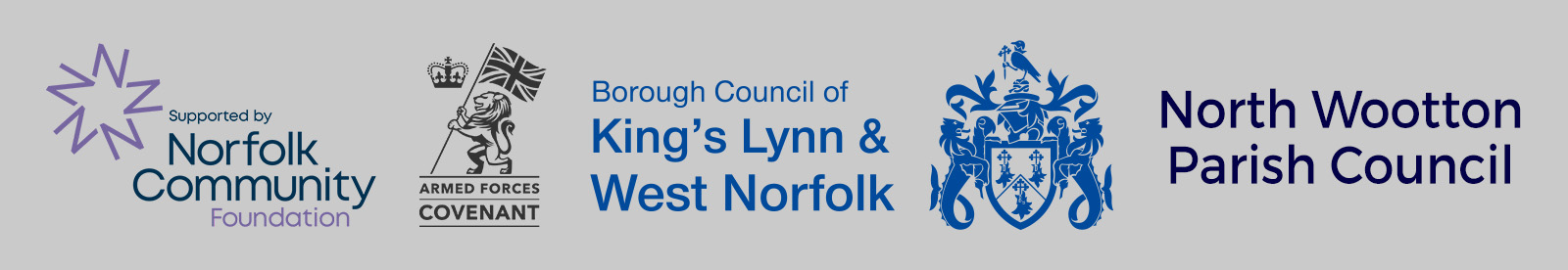 VJ Day Celebration North Wootton Village Hall Kings Lynn Norfolk August 2021 Event Supporters